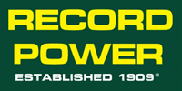 power record logo